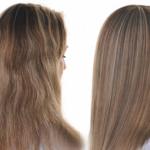 Keratin client DG Hair